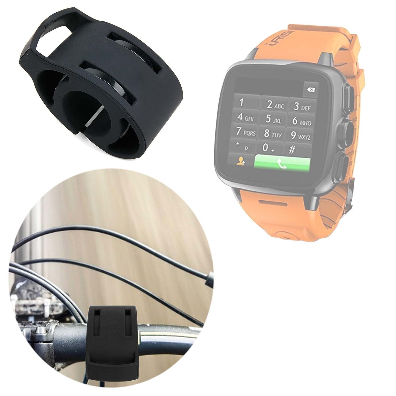 DURAGADGET Soporte para Bicicletas Ideal para Reloj Intex ...