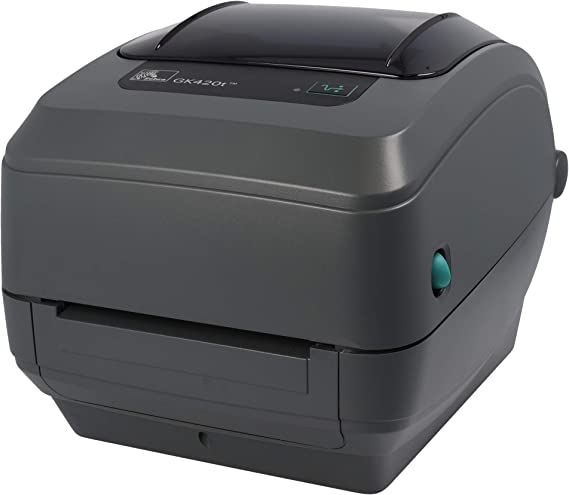 Zebra GK420t - Impresora de etiquetas (Térmica directa ...