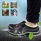 TENGTA Unisex Waterproof Garden Shoes Womens Rain