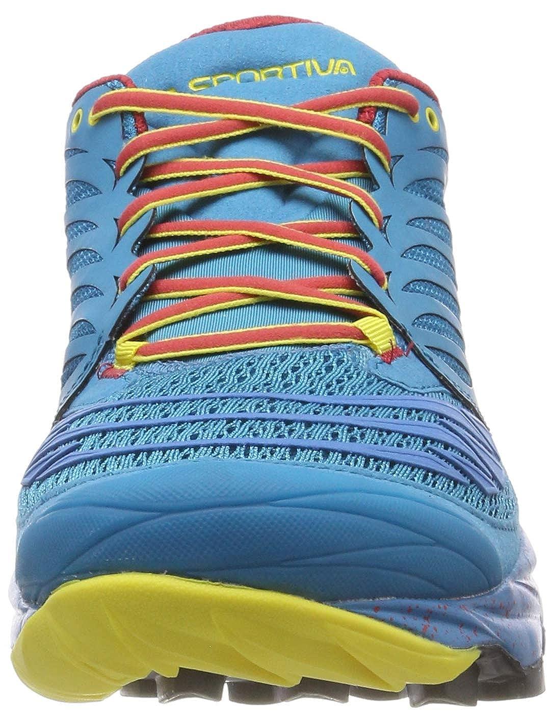 La Sportiva Akasha Tropic, Zapatillas de Trail Running para Hombre: Amazon.es: Zapatos y complementos