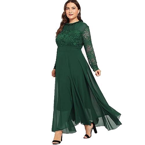 Plus Size Vintage Dresses for Women