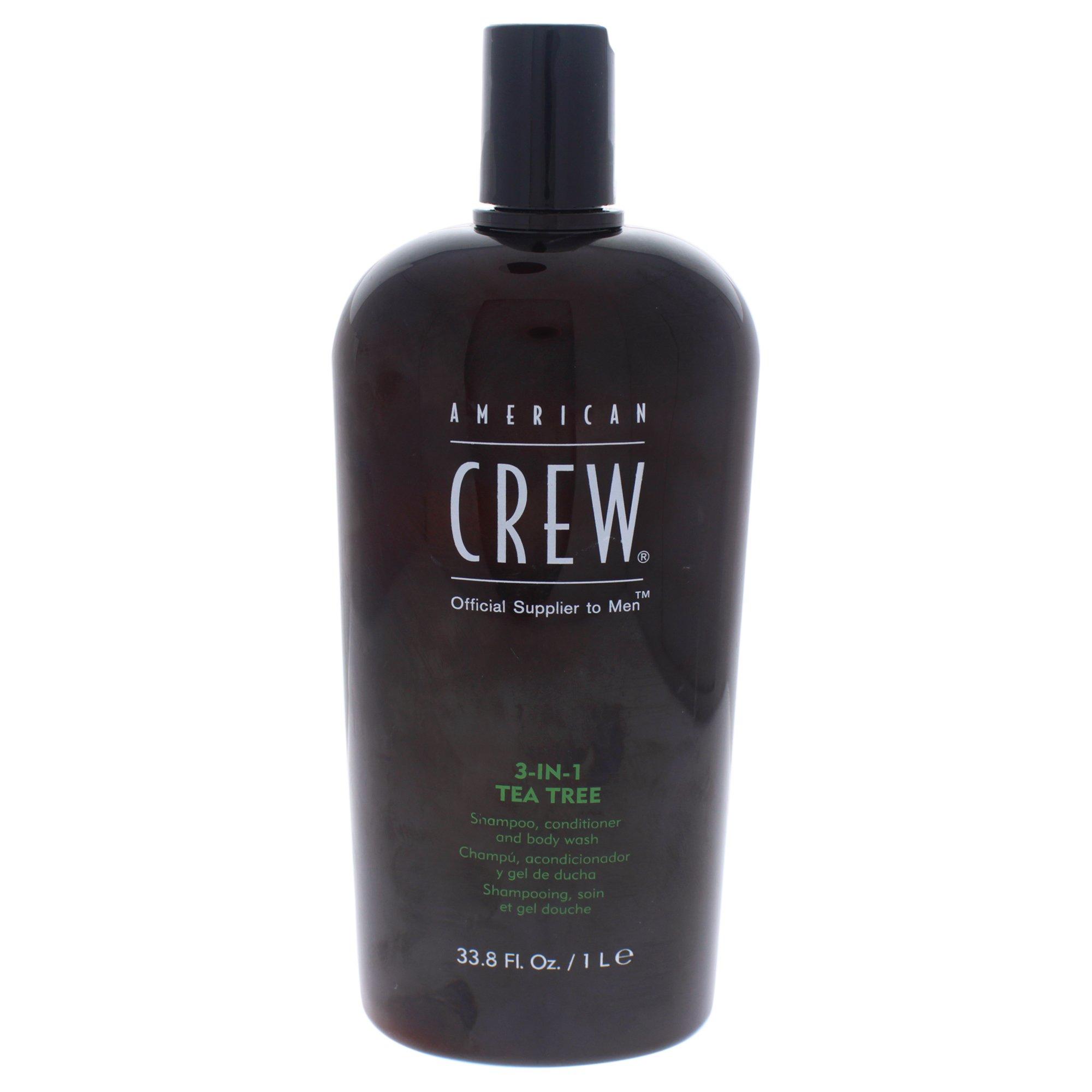 45748fa7423 American Crew 3-In-1 Shampoo Conditioner   Bodywash