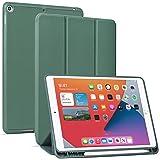 Arae for iPad 10.2 inch Case (9th Generation 2021) & (8th Generation 2020) & (7th Generation 2019) Auto Wake/Sleep Feature St