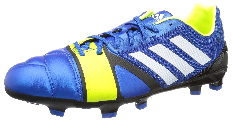 Adidas nitrocharge 3.0 TRX FG Q33685 Herren Fußballschuhe, Blau (Blau Beauty F10   Running Weiß Ftw Electricity), 39 1 3