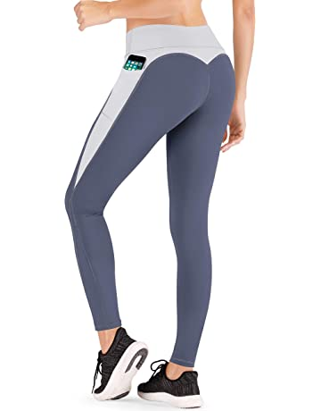 3c8c0122969b3 IUGA High Waist Yoga Pants with Pockets, Tummy Control, Workout Pants for  Women 4