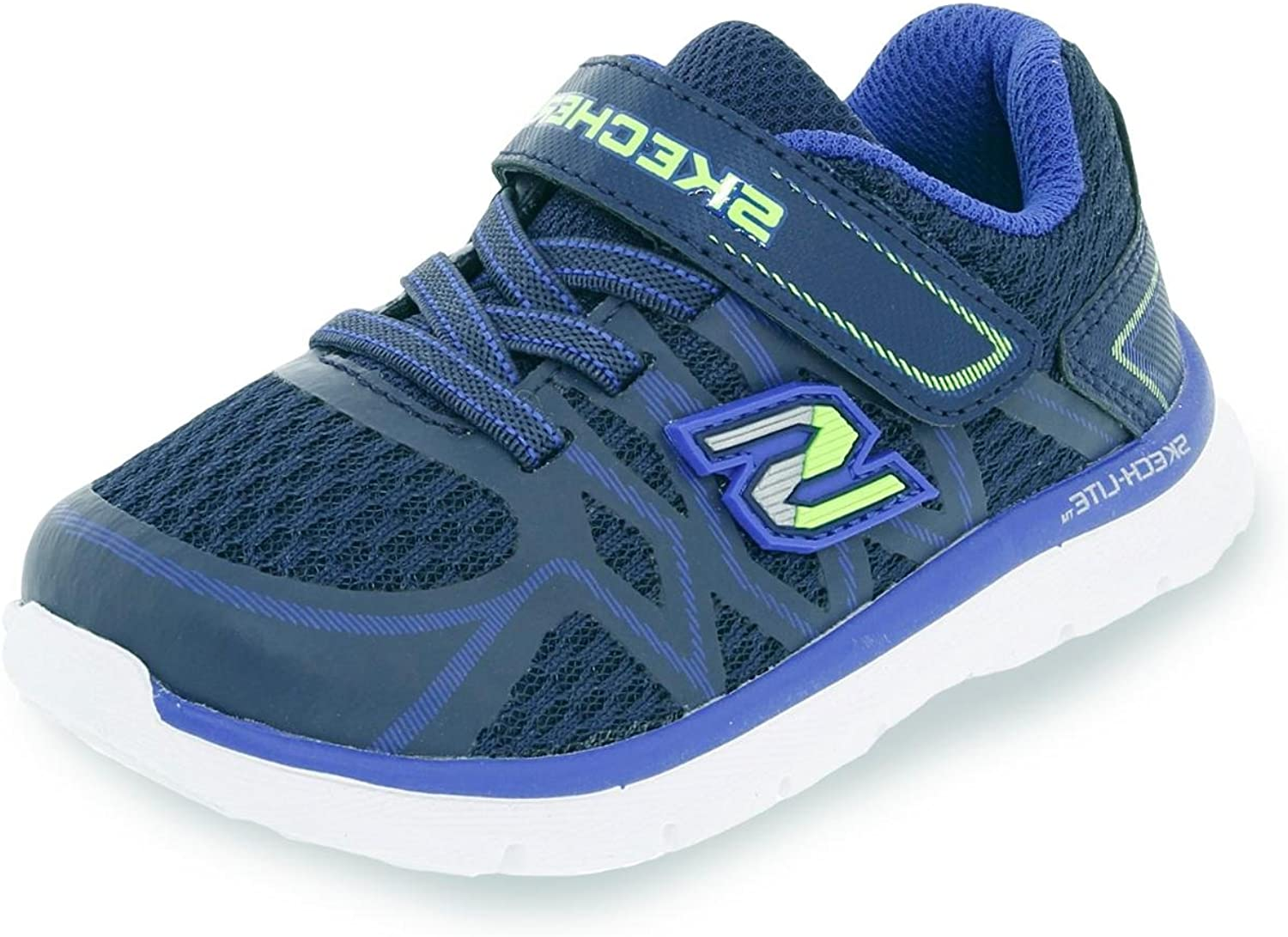 Skechers Childrens Boys Skech-Lite Quick Leap Sneakers
