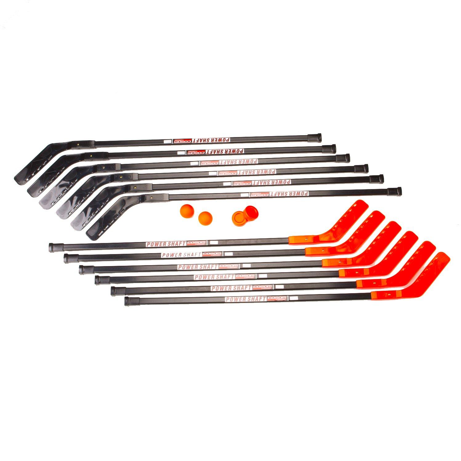 Cosom Power Shaft Hockey Set