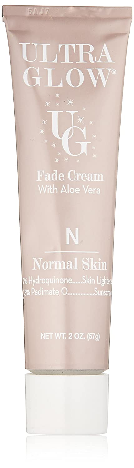 Ultra Glow Skin Tone Cream Tube 2oz Type: Normal/Red by Ultra Glow
