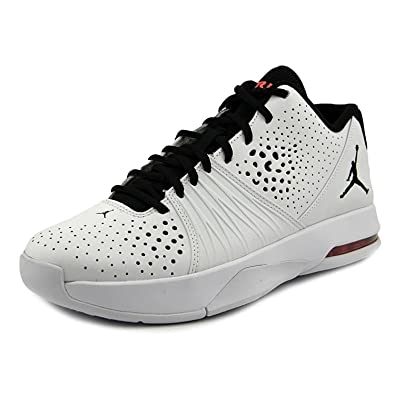 6cb2895aaf4741 Image Unavailable. Image not available for. Color  Jordan 5 AM Men s Shoes  White Infrared ...