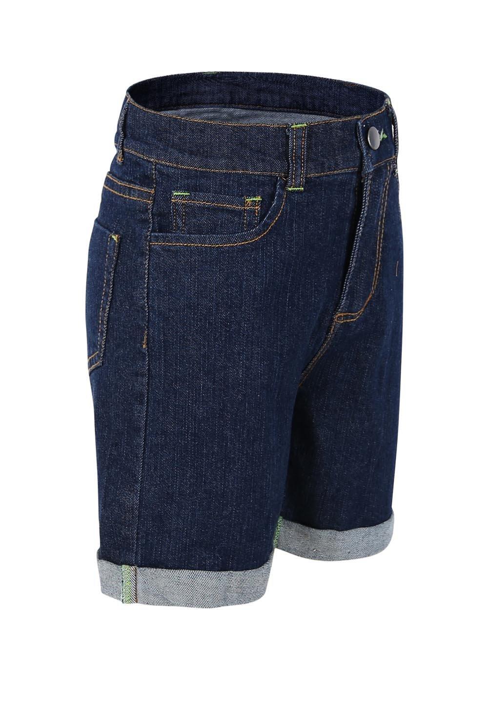 Bienzoe Girls Denim Jean Shorts