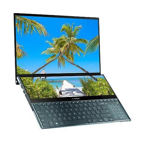 ASUS ZenBook Pro Duo UX581GV 15,6 Pulgadas de Pantalla táctil de ...
