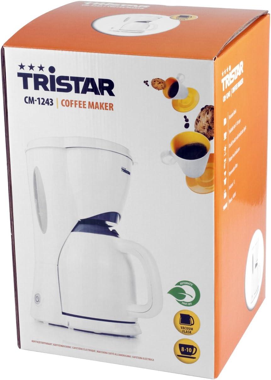 Tristar CM-1243 - Cafetera eléctrica: Amazon.es: Hogar