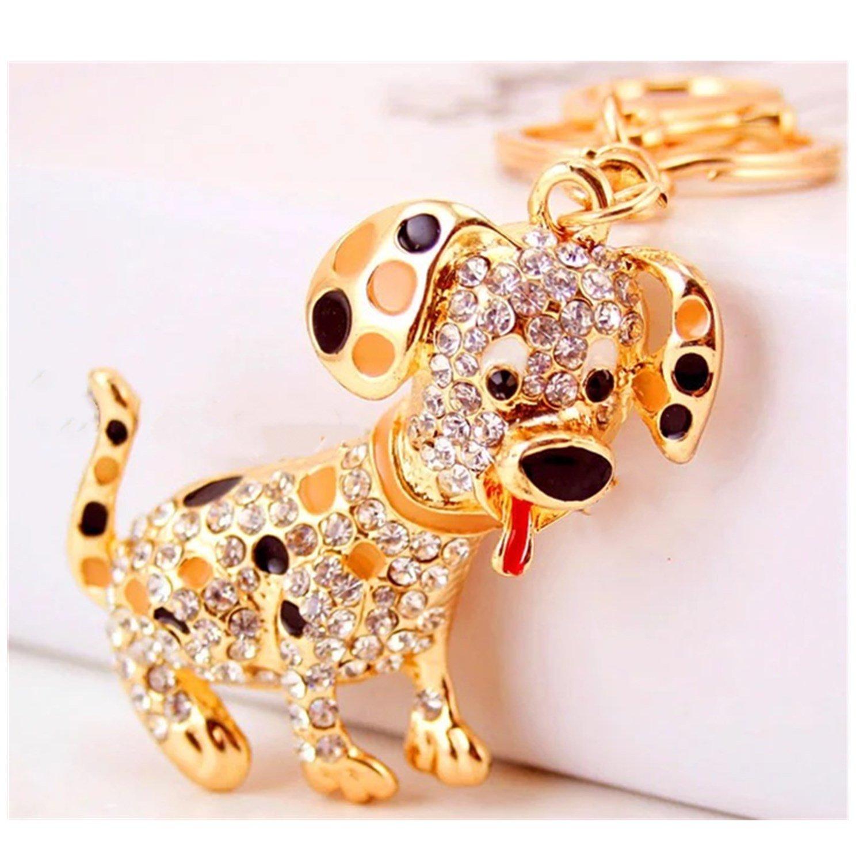 Betterdecor Feng Shui Zodiac Dog Key Chain (with a Logo Gift Bag)