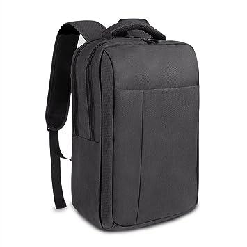 Amazon.com: REYLEO Slim Backpack Small Business Backpack for 14 ...