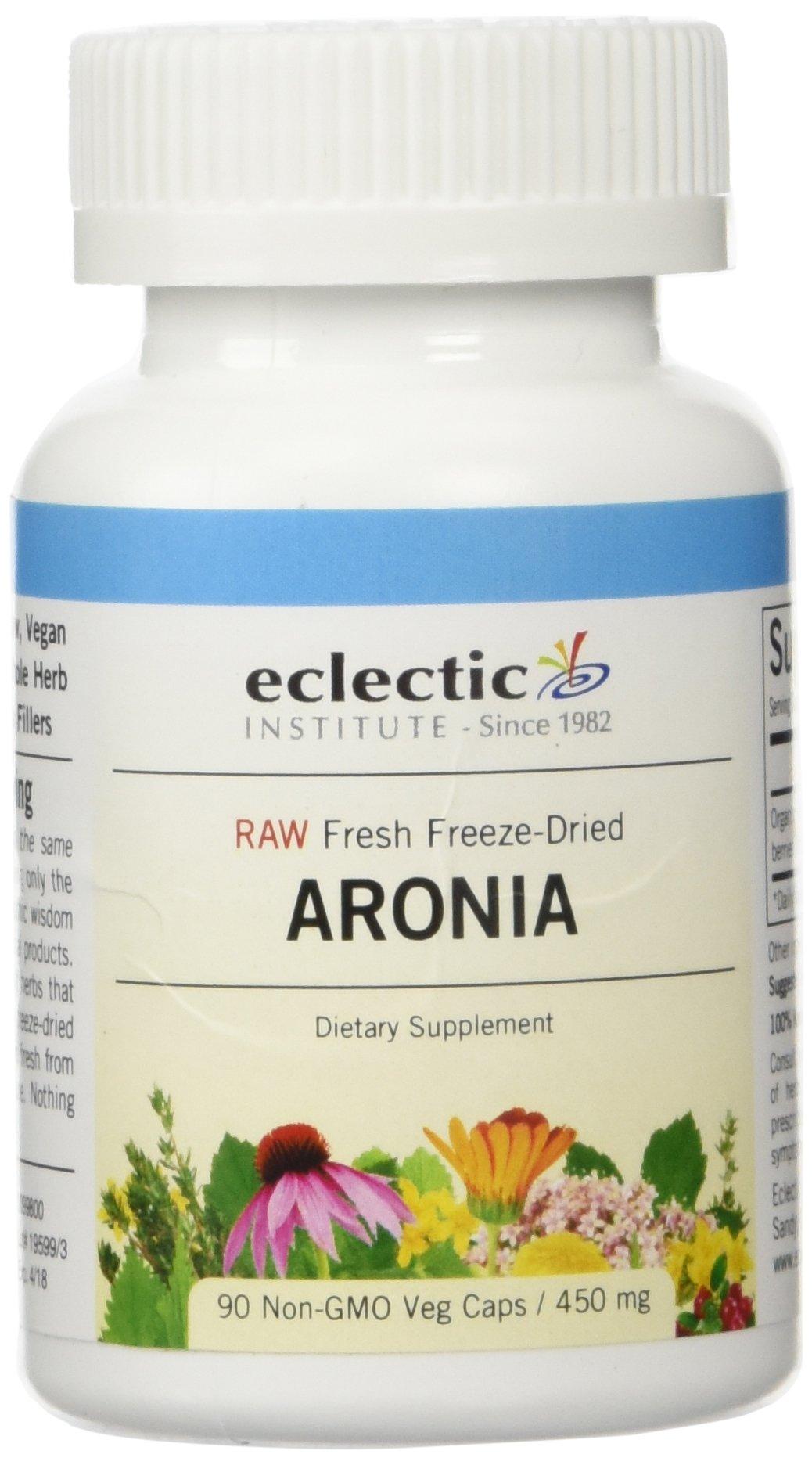 Aronia Berry Freeze-Dried, 450 mg, 90 VegCap, Great Antioxidant