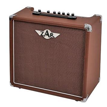Zar A-40R - Amplificador para guitarra acústica: Amazon.es: Instrumentos musicales