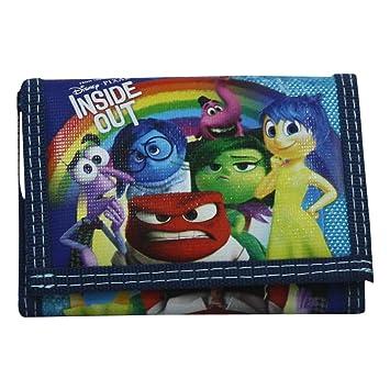 Disney Inside Out Del Revés Billetero Monedero Bolsillo ...