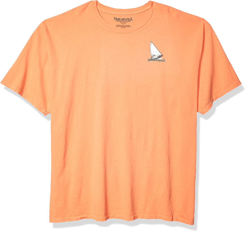 Margaritaville Men's Changes in Latitude Graphic Short Sleeve T-Shirt
