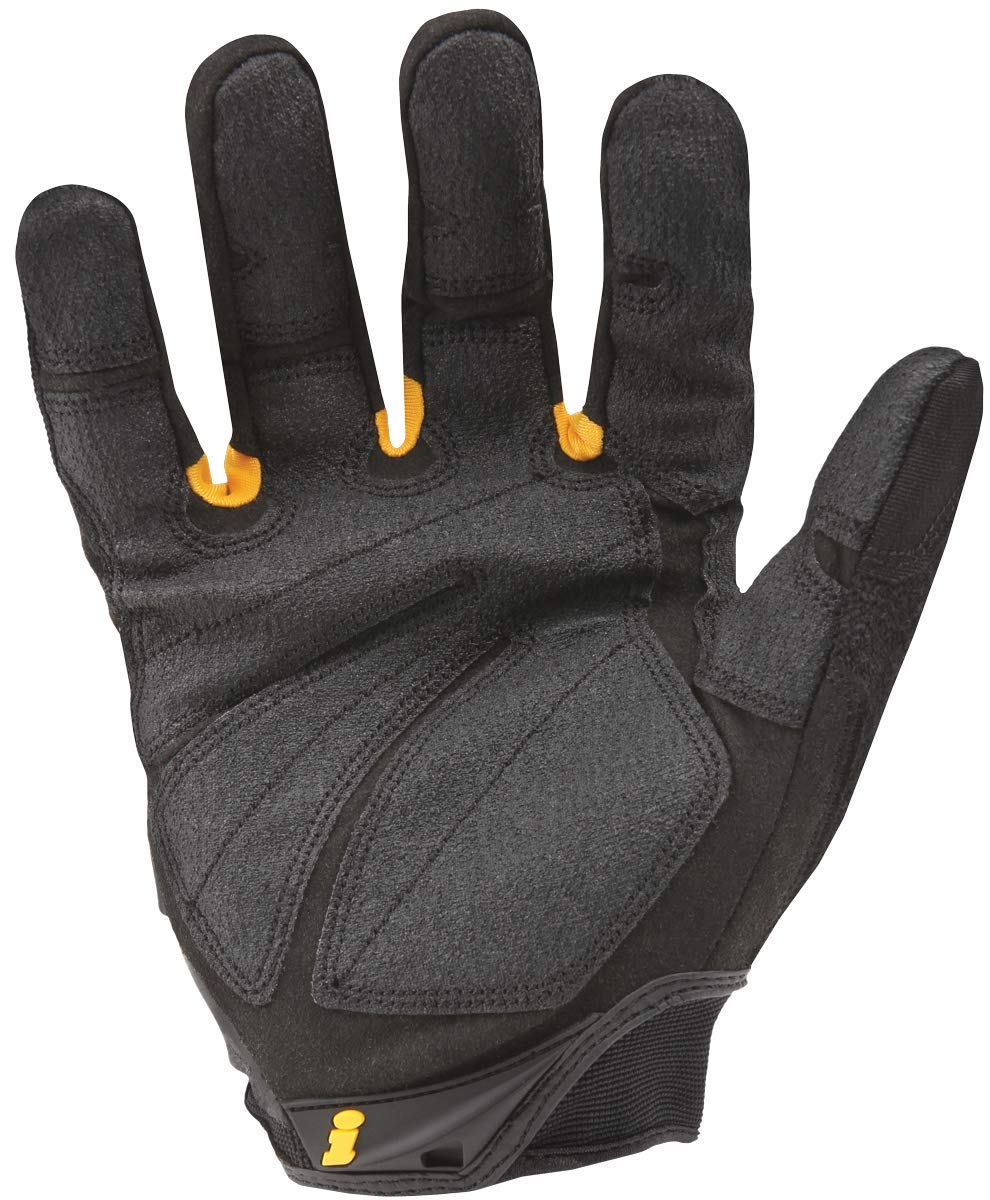 Ironclad SDG2-03-M, Super Duty 2 Glove, Black, Medium by Ironclad (Image #2)