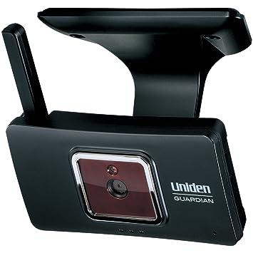 Uniden GC43 Cámara de seguridad IP Interior Negro - Cámara de vigilancia (Cámara de seguridad
