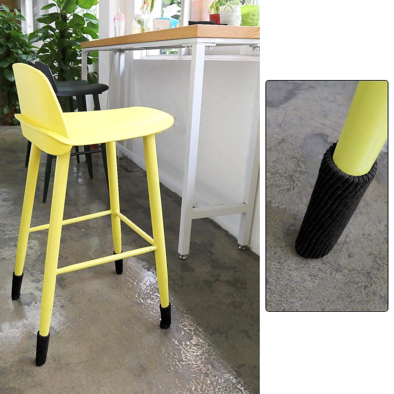 Create Idea Juego de 32 Calcetines de Patas de sillas de Mesa de ...