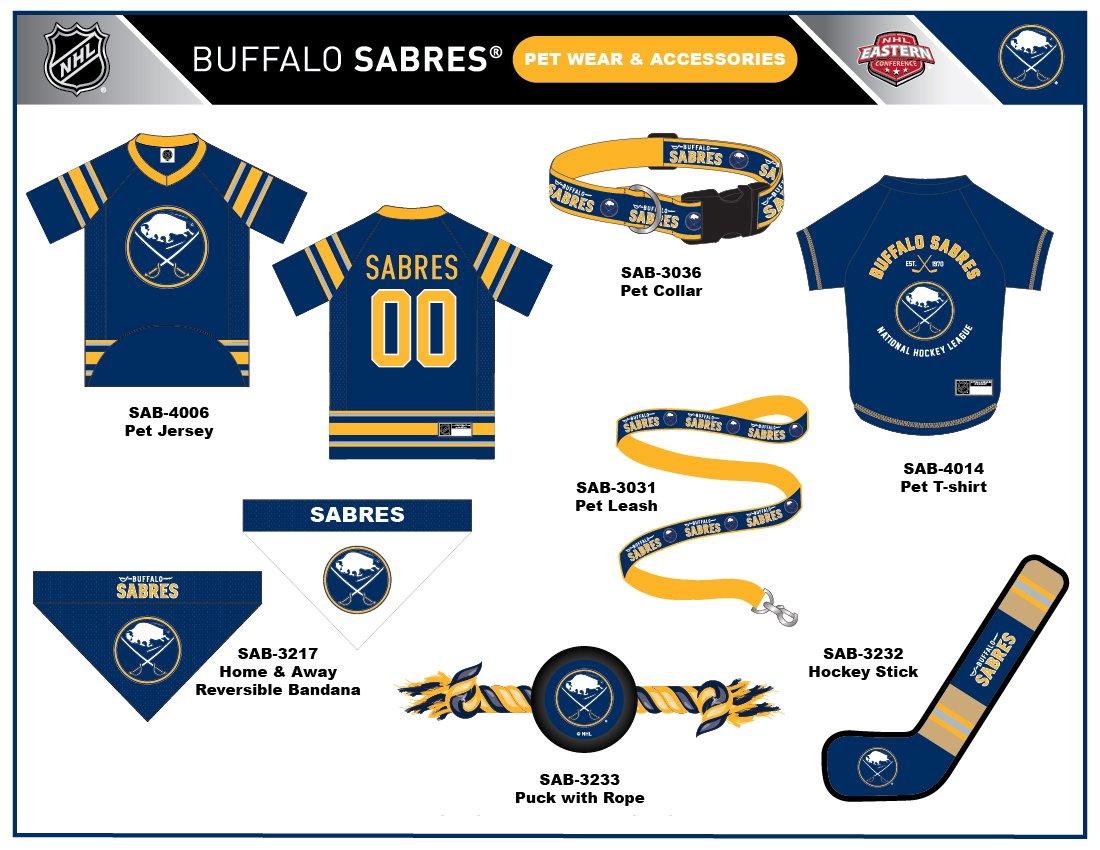 Pet Supplies : NHL Buffalo Sabres
