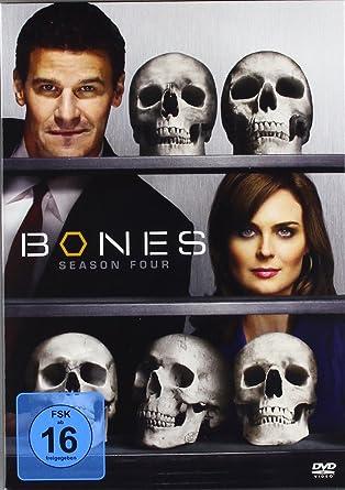 Bones Die Knochenjägerin Season 4 7 Dvds Amazonde