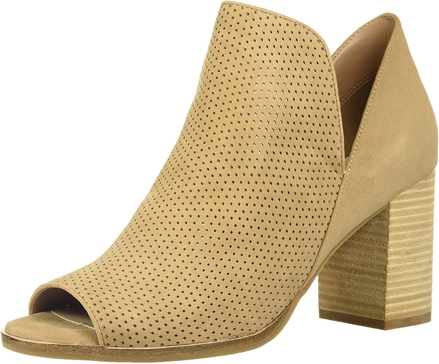 Cole Haan Women's Shiloh Open Toe Bootie (75mm) Ankle Boot