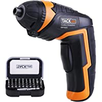 Tacklife SDP50DC Advanced Cordless Rechargeable Screwdriver