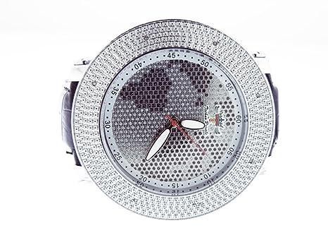 Amazon mens techno royale jumbo 57mm bezel w 8 diamonds watch mens techno royale jumbo 57mm bezel w 8 diamonds watch world map face gumiabroncs Images