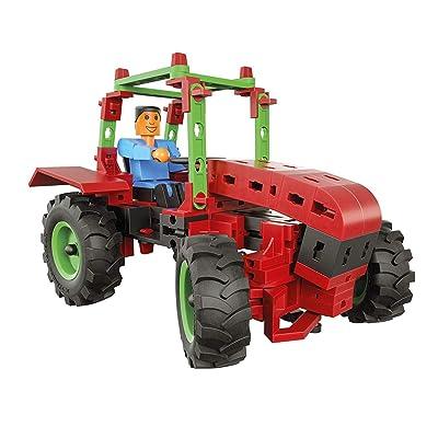 fischertechnik Advanced Tractors Construction Set, Multi,: Toys & Games