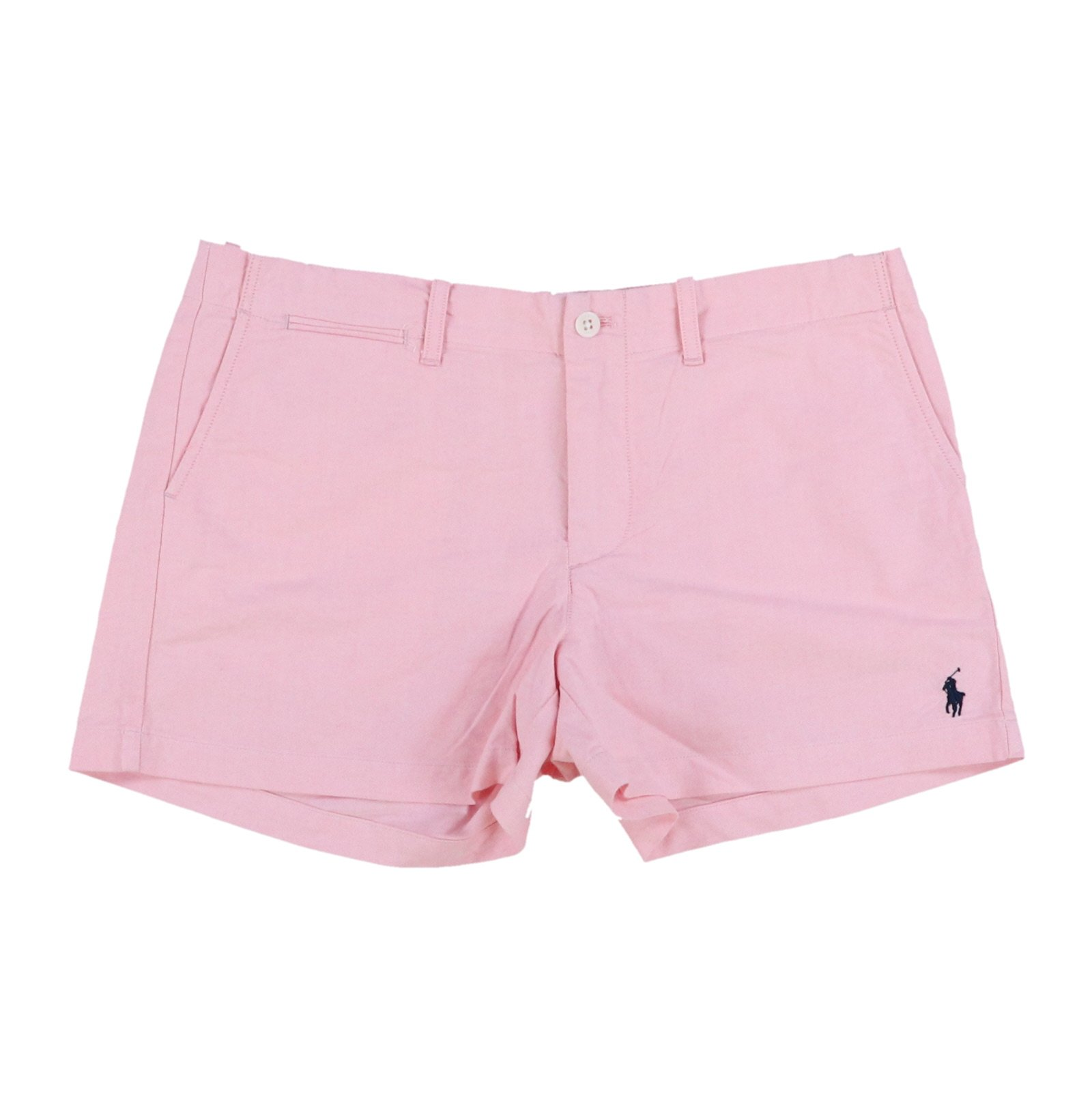 Polo Ralph Lauren Womens Oxford Shorts (8, PRL Pink)
