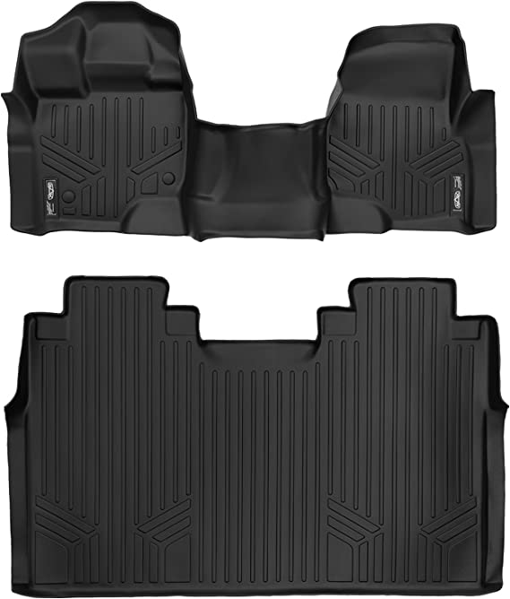 MAX LINER A0212/B0188 for Ford F-150 2015-2020 SuperCrew Cab with 1st Row Bench Seat