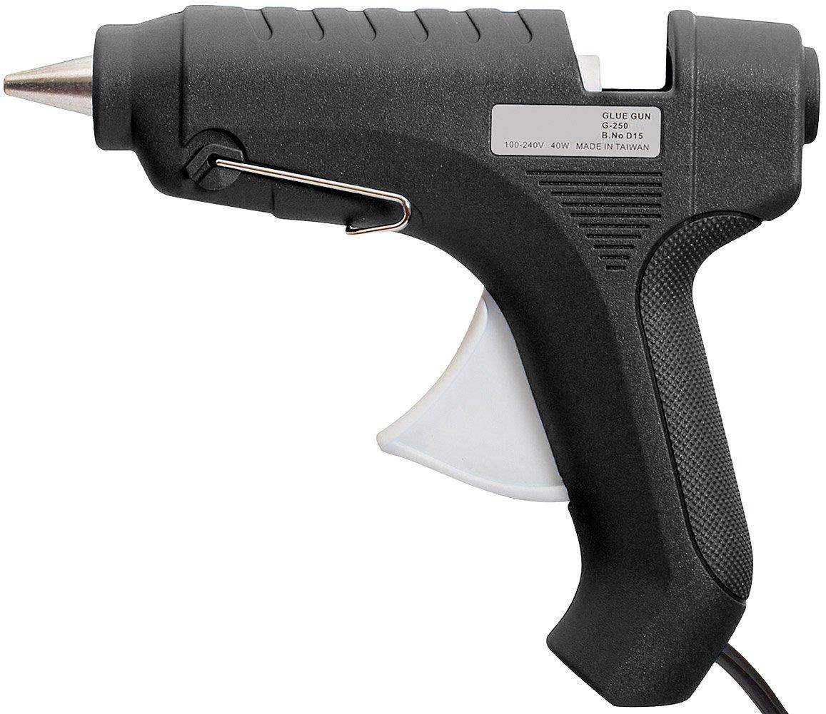 Woodworker's Supply, Inc. 909912, 2-Pack, Adhesives, Tools, Medium Duty Hot Melt Glue Gun