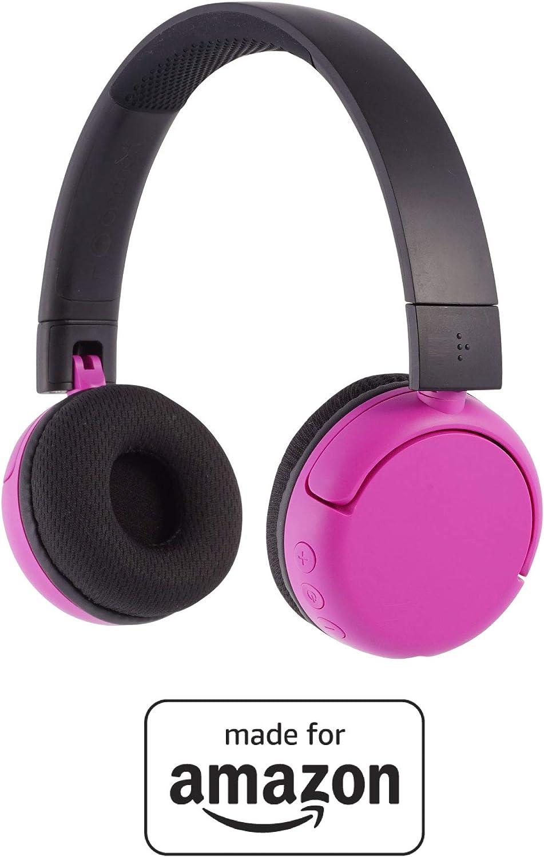 Buddyphones Pop Time Brandneu Made For Amazon Pink Altersklasse 8 15 Jahre Kindle Shop
