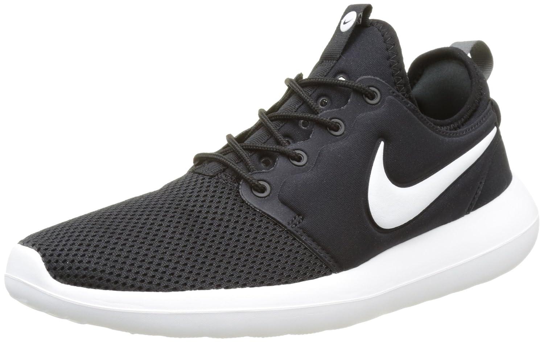 NIKE Men's Roshe Two Running Shoe B00BNIJXY2 8.5 D(M) US|Black/Anthracite/White