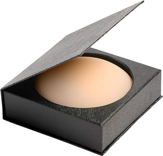 selbstklebend Cremefarben Gr/ö/ße 2 K/örbchen passend f/ür D und Nippies Skin Ultimate Brustwarzenaufkleber