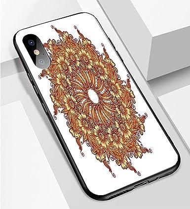 Amazon.com: Carcasa protectora para iPhone X/XS, ultra fina ...