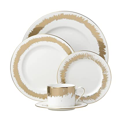 Lenox Casual Radiance 5 Piece Place Setting White  sc 1 st  Amazon.com & Amazon.com | Lenox Casual Radiance 5 Piece Place Setting White ...