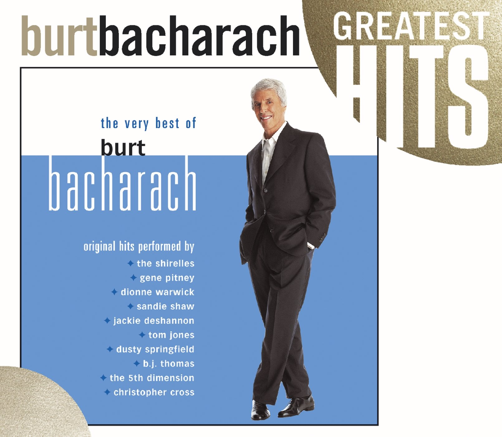 Very Best Of Burt Bacharach, The (GH) by Unknown