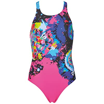 arena Girls One Piece Swimsuit Palette Youth Size 10
