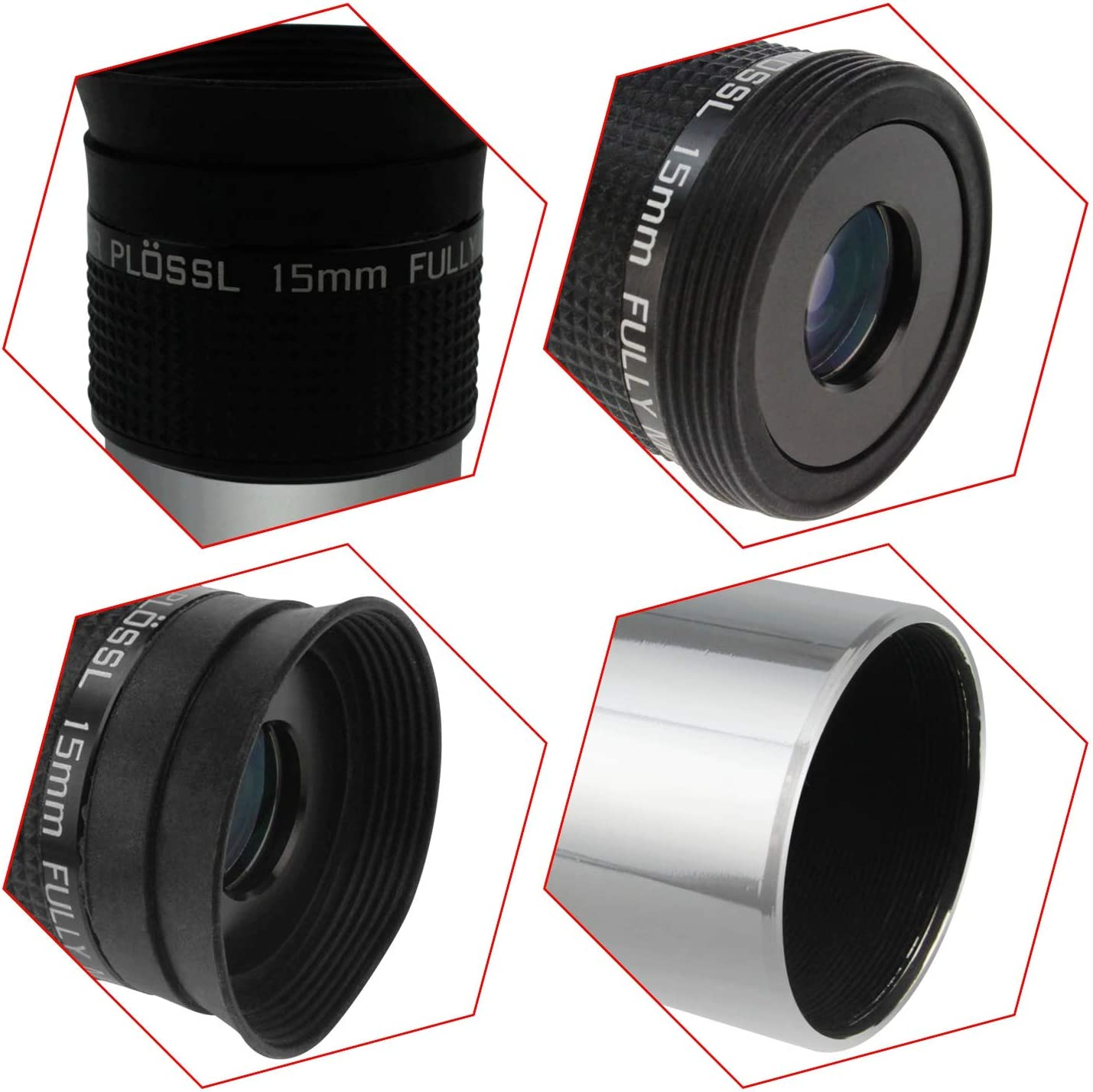 The Most Inexpensive Way of Getting A Sharp Image Astromania 1.25 6.3mm Super Ploessl Eyepiece
