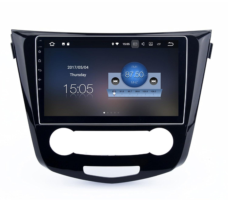 RoverOne Android 7.1車のGPSプレーヤーのNavi for Nissan Qashqai 2014 2015 2G + 16GクワッドコアステレオラジオマルチメディアHDMI B078S5MBM4