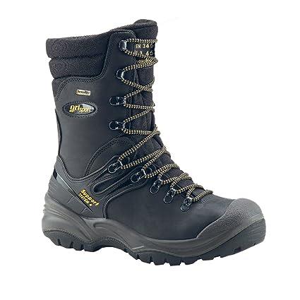 Amazon shoes Grisport Inverno Anfibi Neri yP80wmNnOv