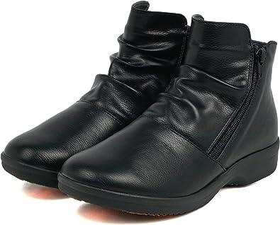 Low Heel, Wide, 4E, Waterproof