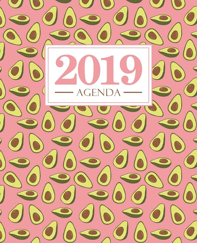 Agenda 2019: 19x23cm : Agenda 2019 semainier français ...