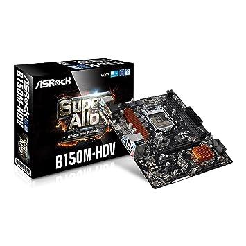 Driver: ASRock B150M-HDV Intel RST
