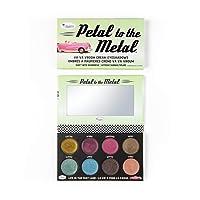 theBalm Petal to the Metal Cream EyeShadows