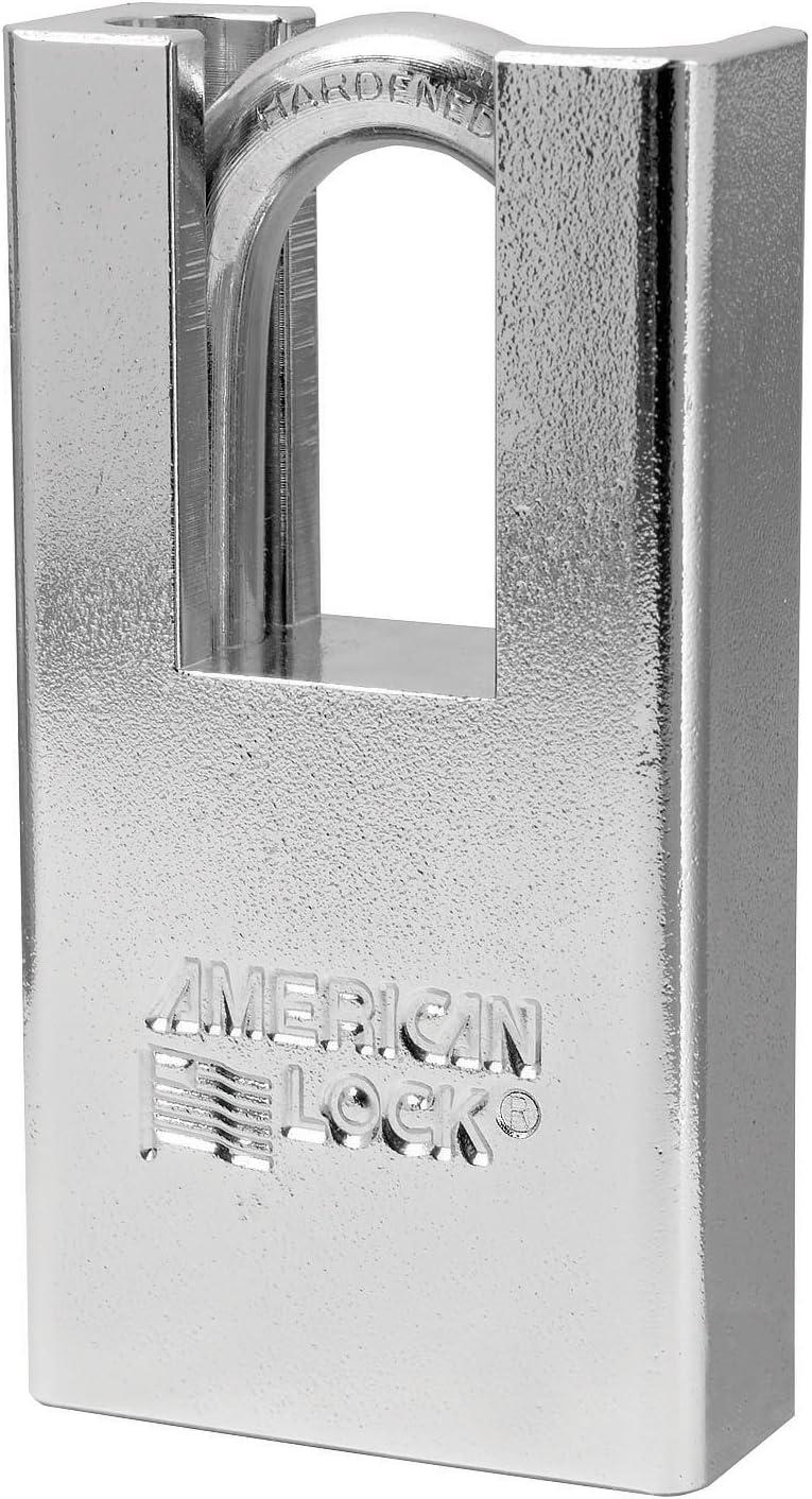 American Lock A5300D Steel Padlock