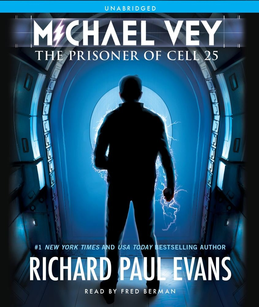 Michael Vey: The Prisoner of Cell 25 by Simon & Schuster Audio